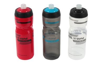 Zefal Sense Pro 80 800ml Water Bottle - Grey/Black