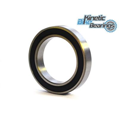 Kinetic Bearings 6805 2RS Standard Sealed Bearings 25 x 37 x 7mm
